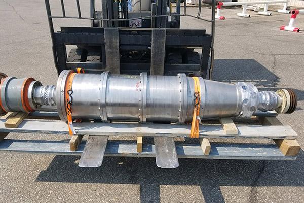 Decanting Centrifuge repair